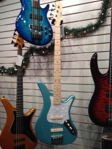 Inside Carvin Guitar 4