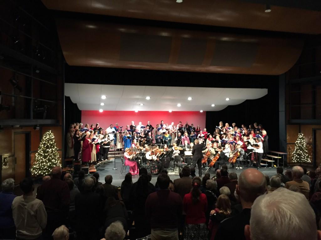 Arlington Community Chorus Messiah