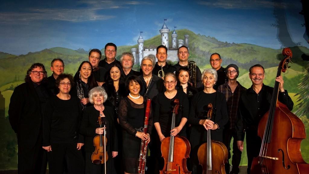 Camelot Orchestra Portrait