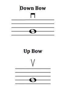 DownBowUpBow