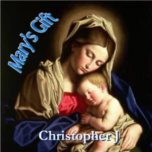 Mary's Gift CD Cover Artwork