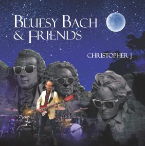 Bluesy Bach & Friends CD Front Cover