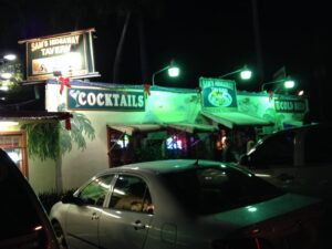 Sam's Hideaway Tavern 750 S Krome Ave, Homestead, FL 33030