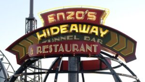 Enzo's Hideaway Tunnel Bar